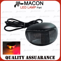 Best selling auto led lighting 10-30V ADR APPROVAL side marker