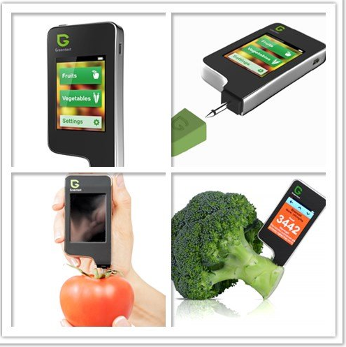Greentest and Food Care,food detective test kit, Nitrate Tester for Fruit and Vegetable