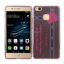 hot selling priting tpu case for Huawei P9 lite