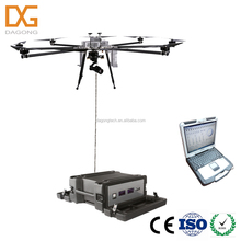 China manufacture professional heavy payload RC drone with hd camera