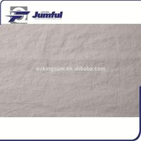 nap suede bac PU clothing material with competitive price