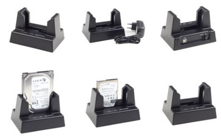 "USB 3.0 2.5""/3.5"" SATA HDD Docking Station HDD Enclosure For 2.5""/3.5"" SATA HDD"