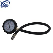 made in China high performance glycerine or silicone oil filled pressure gauge