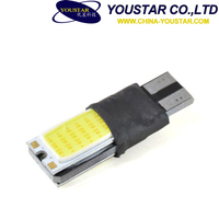Error free smd w5w 194 t10 canbus 3w cob led for car reading light, tunning light