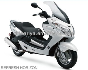 Exclusive 250cc 300cc Bergman Motorcycle with EFI