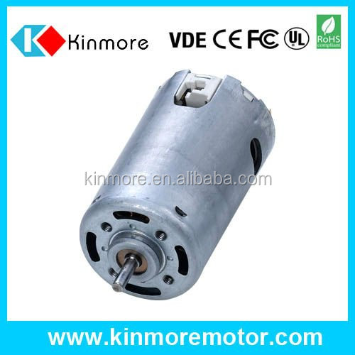 High voltage RS-9912SHF-2076 dc 220v electric motor with cooling fan