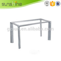 excutive office desk table frame furniture accessory metal parts Guangdong supplier