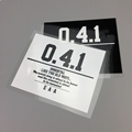 custom plastisol screen print heat press clothing label