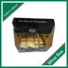 QUALITY KRAFT PAPER CARDBOARD WINE CARRIERS BOX SIX PACK BEER HOLDER