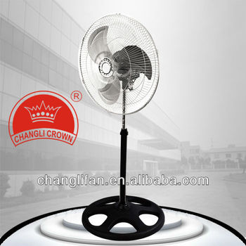 new powerful 18 inch industrial fan with high power and high speed