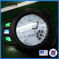 Newest Version Digital rpm Meter Motorcycle Digital Speedometer Made in China