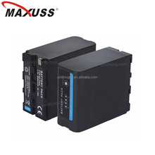 Low temperature operation 8800mAh capacity 7.4V voltage digital video camera battery for SON. NP-F990