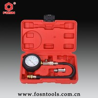 Cylinder Pressure Detector Kit, Petrol Engine Compression Analyzer
