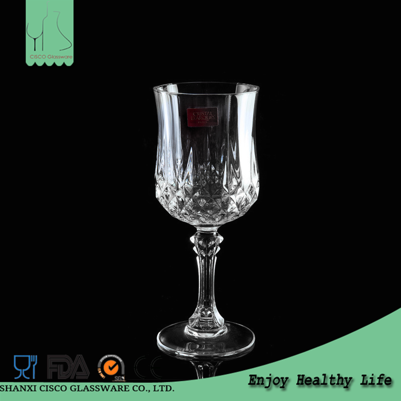 Cisco 2017 Hot New Design Custom RWG136 Wholesale Dessert Wine Glass