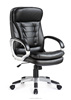China PU leather upholstered executive style Swivel Chair