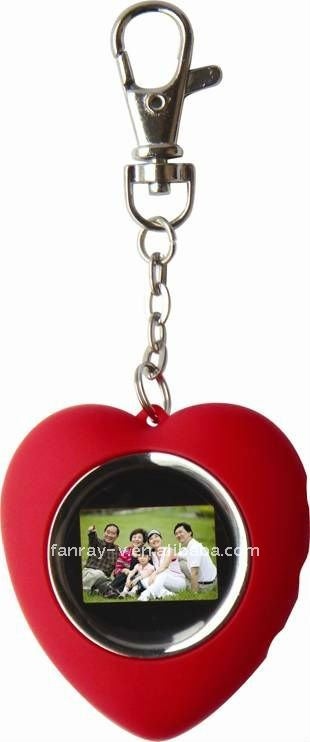 1.1 inch digital photo frame keychain for promotion gifts
