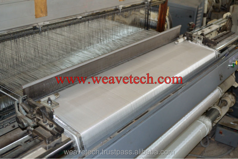 Power Loom With Positive Cam Shedding