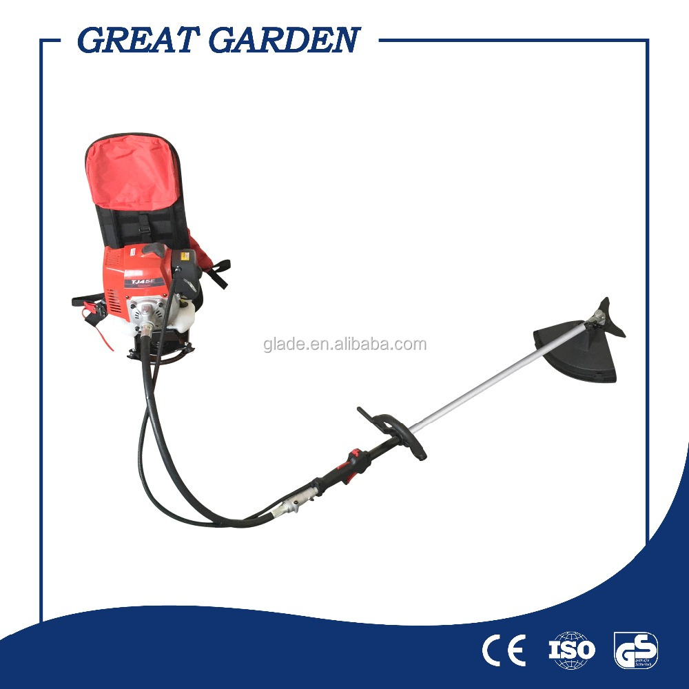 Backpack mini grass cutting hand <strong>tools</strong> TJ45E brush cutting machine