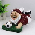 Custom Gnome Garden Statue Football League Mascot Souvenir