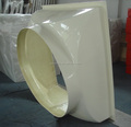 high quality gel coat finish fiberglass cover for equipment