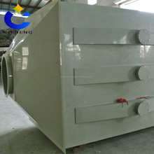 Equipment exhuast gas purification system exhuast gas purification system