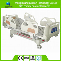 BT-AE022 CE vertical columns remote control hospital electric beds price