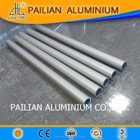 Wow! China best suppiler 6063 t5 6061 t6 round tube aluminium price per kg,aluminium tube4 and pipes zhonglian extrusion profile