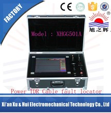 TDR cable fault locator cable tracing equipment