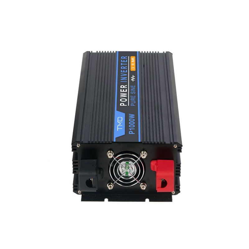 12V 1000W Peak 2000W Pure Sine Wave Inverter with <strong>Battery</strong> Cable