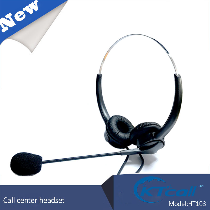 Extra Ear Pad +USB Computer Headset Wired Headset,Adjustable Volume, Mute Switch for Call Center Business