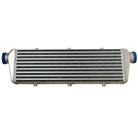 Plate fin aluminum china intercooler turbo
