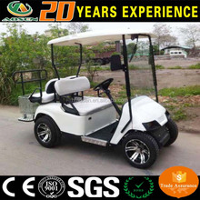 Holiday cheap electric 4 person enclosed golf cart with cargo basket