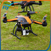 G2259 Flysight F350 professional Drone Combo 2.4Ghz 8ch helicopter rc drone With GPS,hd Camera ,Screen,VTX,gimbal