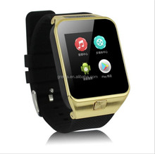 Alibaba new design high quality wifi 3g touch smart watch mobile phone with low price