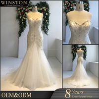 Best Selling wedding dress 2016 saudi arabian