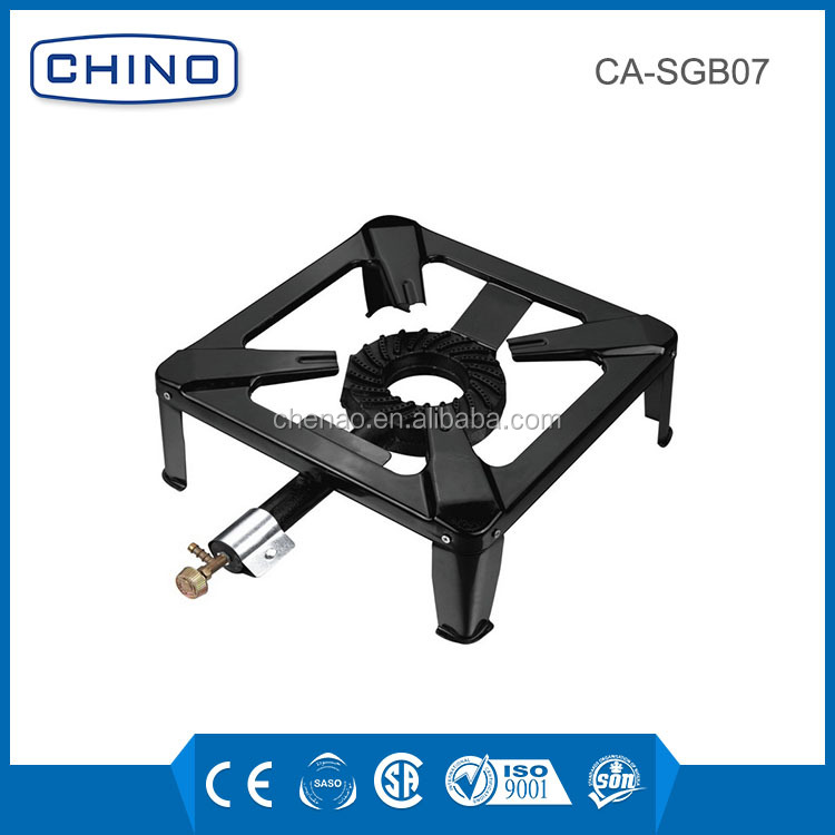 Appliance Square Steel Gas Stove