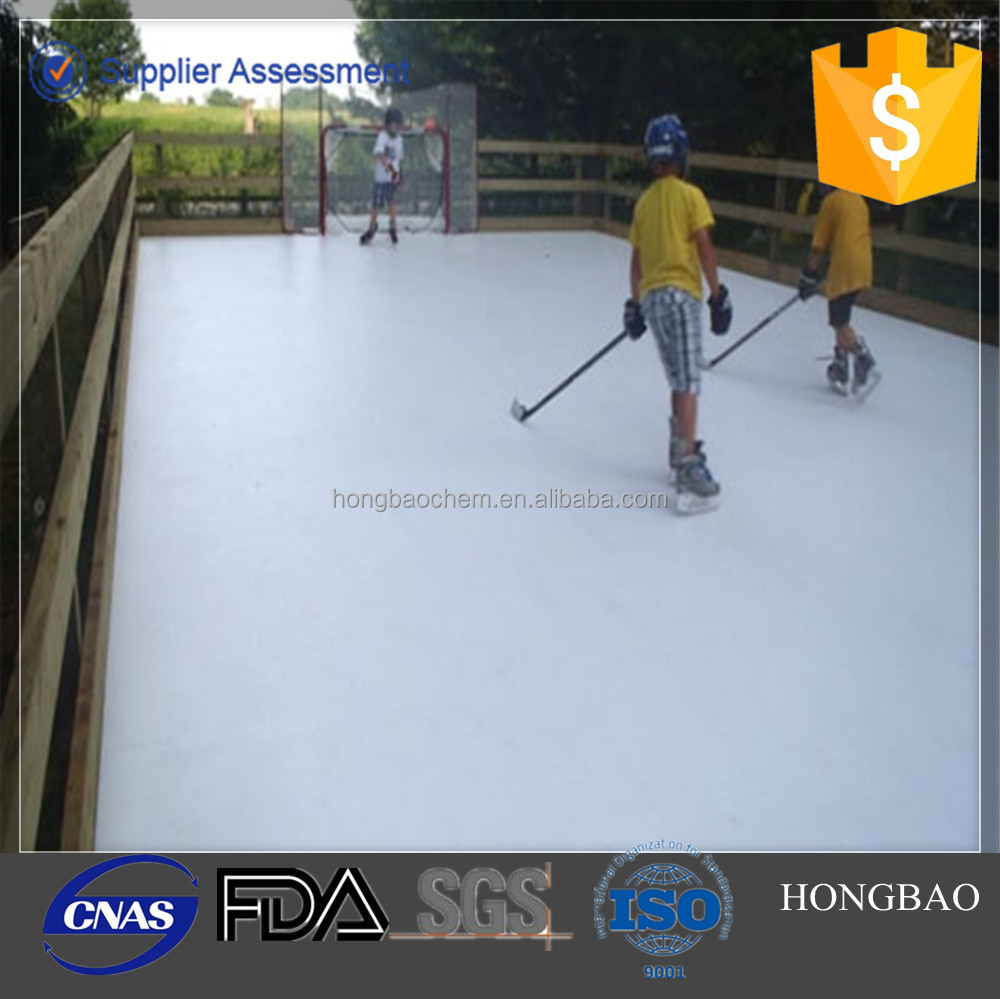 ice hockey board composite /cheap hockey board /hdpe plastic skating rink provider