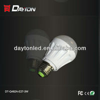 2013 New items E27 3W led bulb making machine