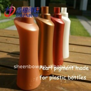 Metallic Pearl Powder made for bottle injection