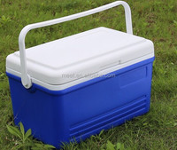 Eco-Friendly Feature and Plastic Ice Fishing Cooler Box-MT025