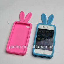 Personalized Cute Animal Silicone Mobile Phone Case