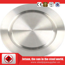 High quality asme B16.5 carbon steel flange ring joint face and blind flange