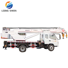 T-KING Truck Crane,Truck Mounted Crane,Truck With Crane 8 Ton