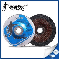 High Performance 7 INCH type27 three Net angle grinding wheel with en12413