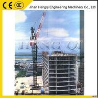 Latest Fashion fast Delivery plc control luffing tower crane