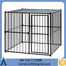 popular eco-friendly and durable galvanized or powder coating dog kennels /dog cages/ pet cages