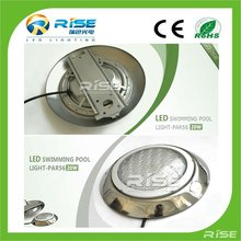 Stainless steel led swimming pool lights with transformers
