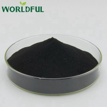 High quality organic fertilizer humic acid fulvic acid shiny powder for agriculture use