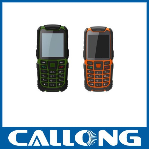 Outdoor waterproof keyboard mobile phone S6 GSM 4 band cellphone