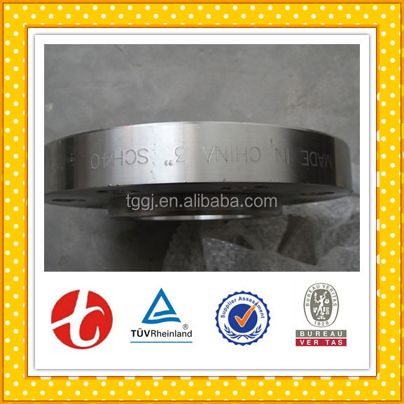 stainless steel Long Welding Neck Flange